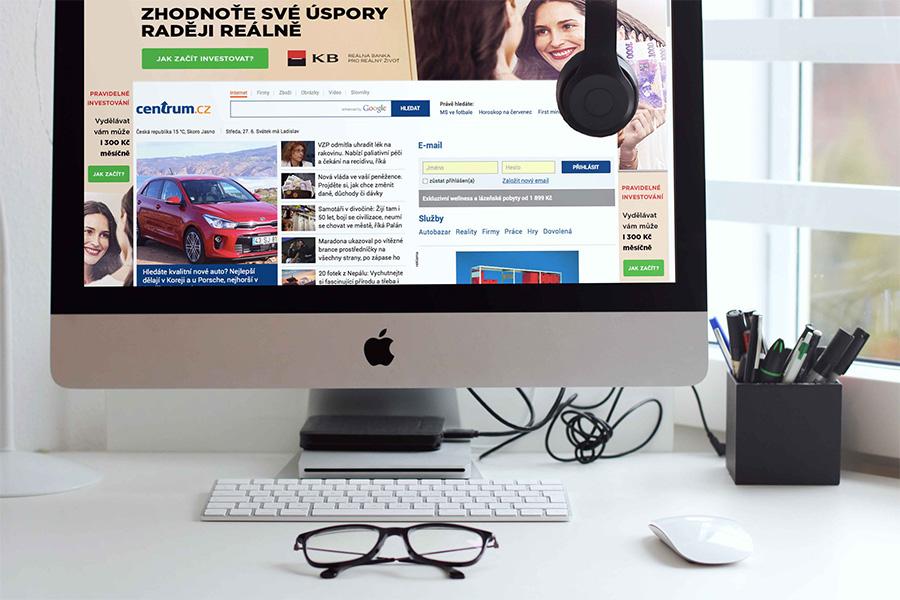 Agentura Najisto - Online a print inzerce