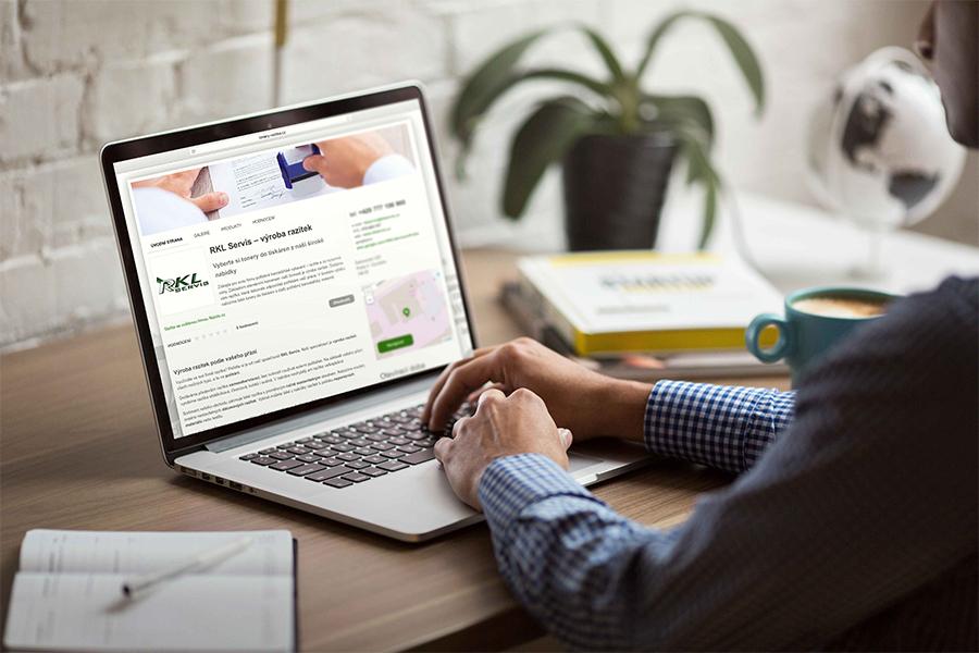 Agentura Najisto - Online Prezentace